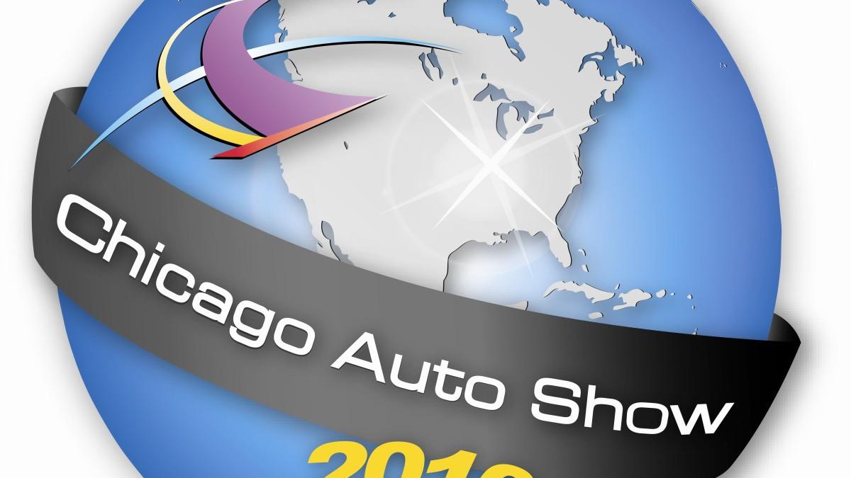 2010 Chicago Auto Show logo