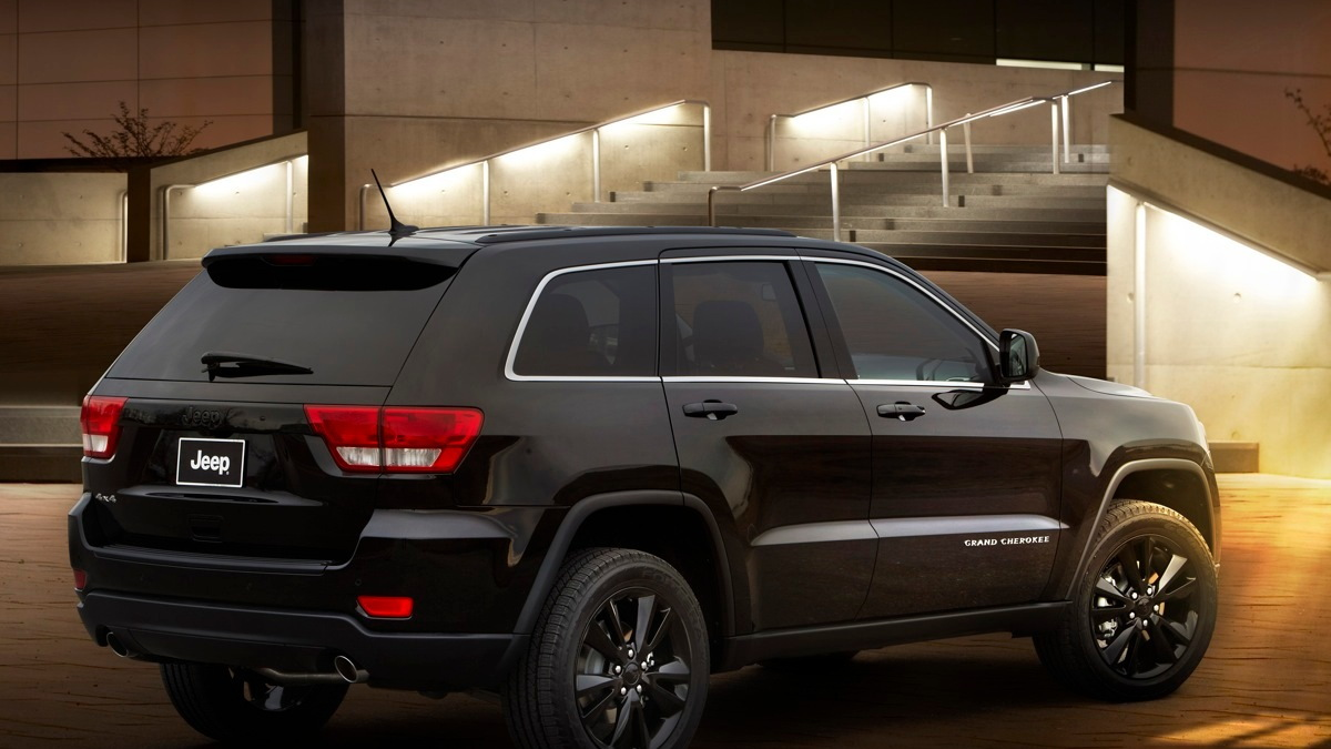 "Jeep's ""production-ready"" 2012 Grand Cherokee concept"