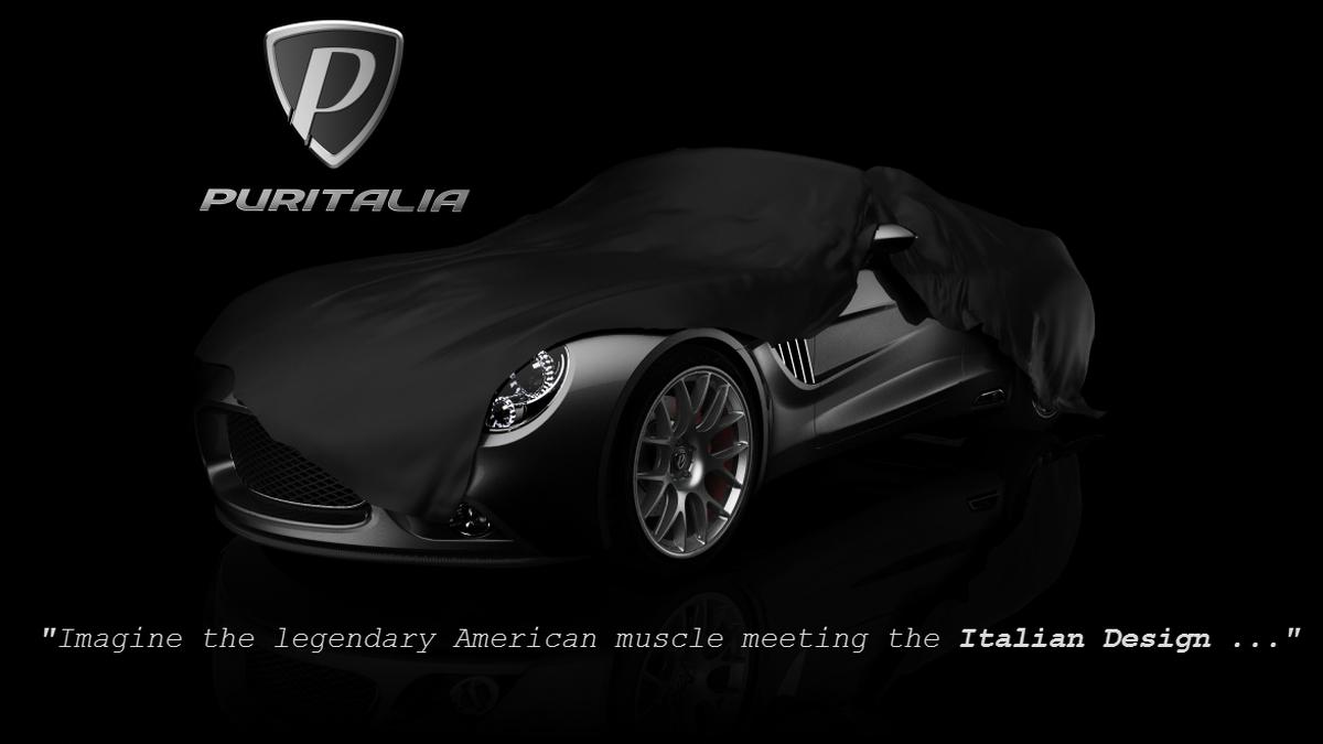 The Puritalia 427 roadster