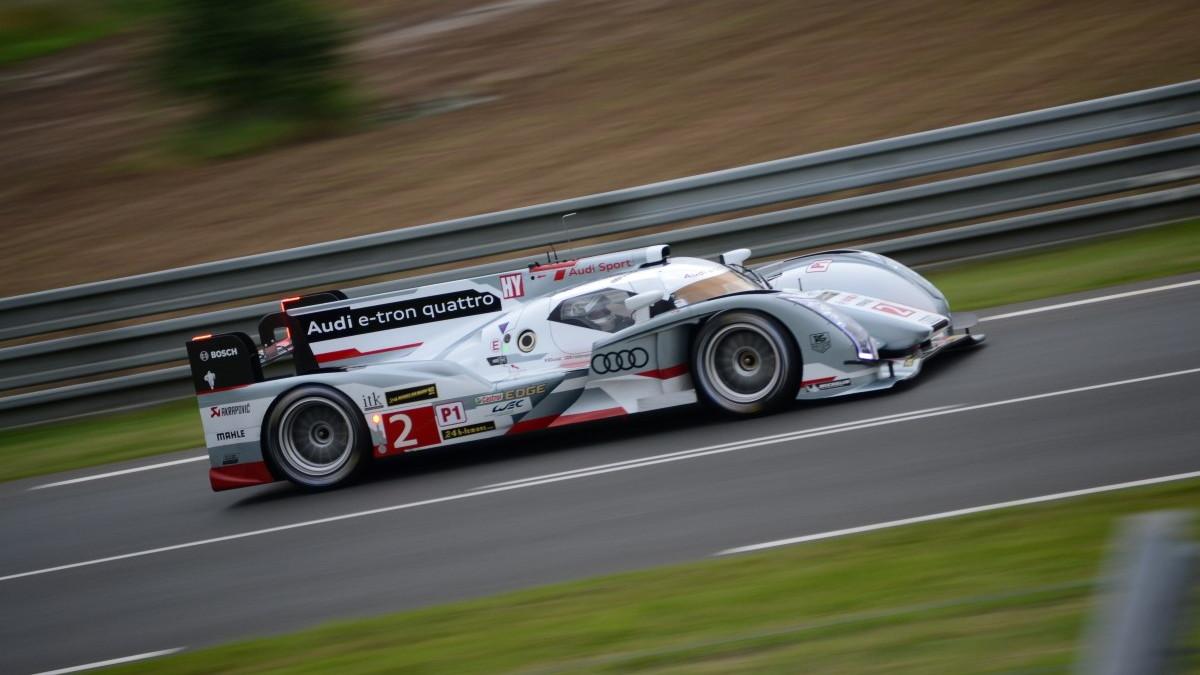 Audi R18 e-tron quattro, 24 Hours of Le Mans, 2013