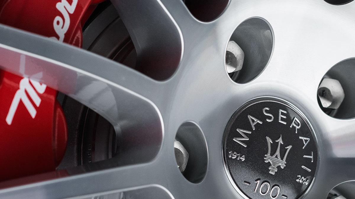 Neiman Marcus Maserati Ghibli S Q4