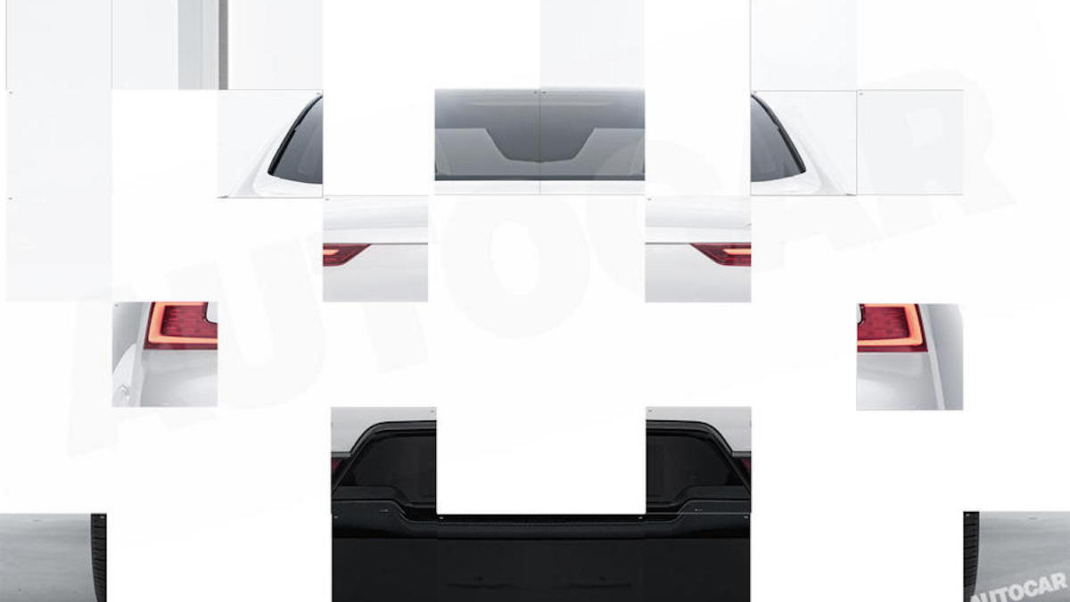 Polestar high-performance electrified coupe concept