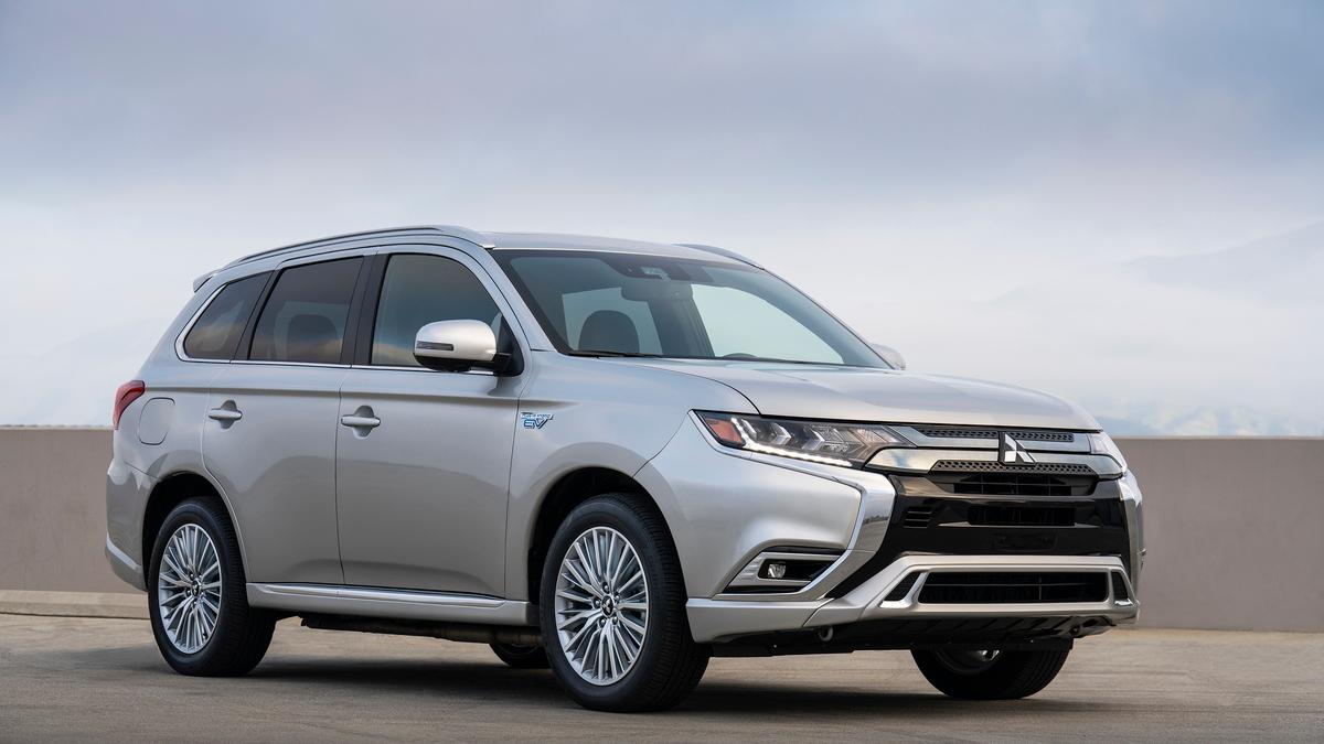 2019 Mitsubishi Outlander Plug-In Hybrid
