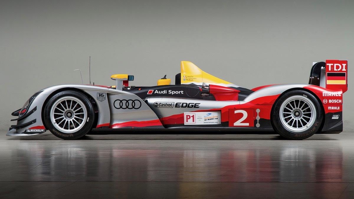 2009 Audi R15 TDI (photo via Canepa)