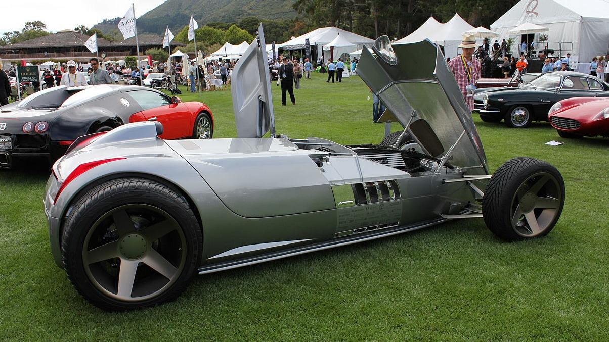 Quail 2010: VSR Concept Sports Rod