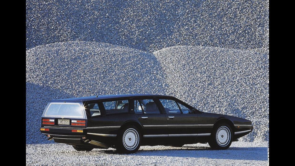1986 Aston Martin Lagonda Shooting Brake
