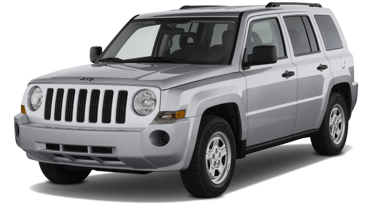 college car review 2010 jeep patriot limited 4x4. Black Bedroom Furniture Sets. Home Design Ideas