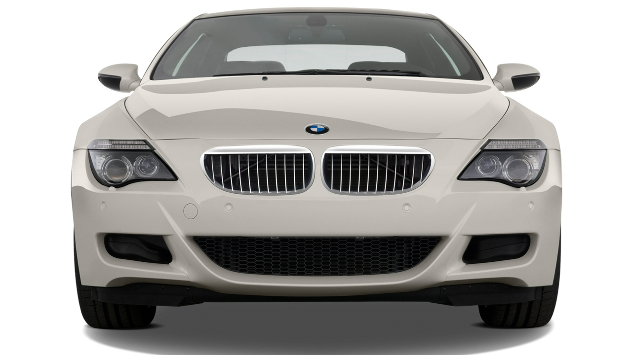2010 BMW M6 2-door Coupe Front Exterior View