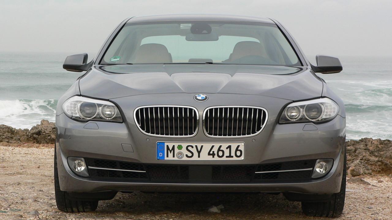 2011 BMW 535i (Euro spec)