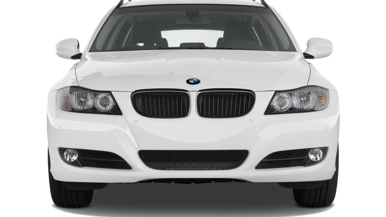 2011 BMW 3-Series 4-door Sports Wagon 328i xDrive AWD Front Exterior View