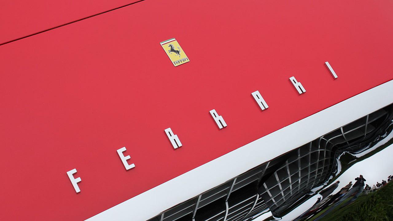 1956 Ferrari 410 Superamerica Ghia Berlinetta