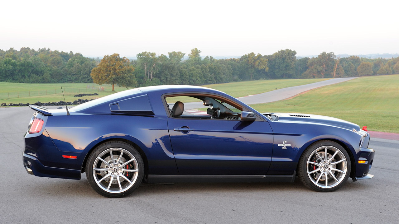 2011 Ford Shelby GT500 Super Snake