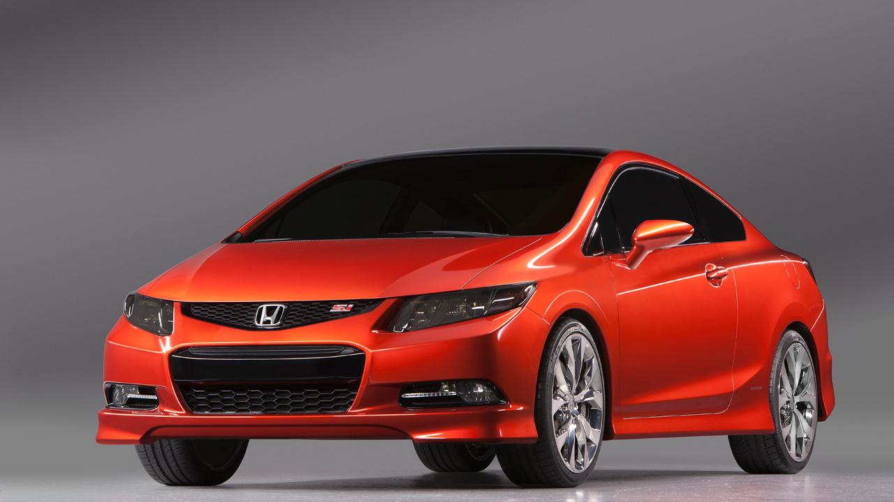 2011 Honda Civic Concepts
