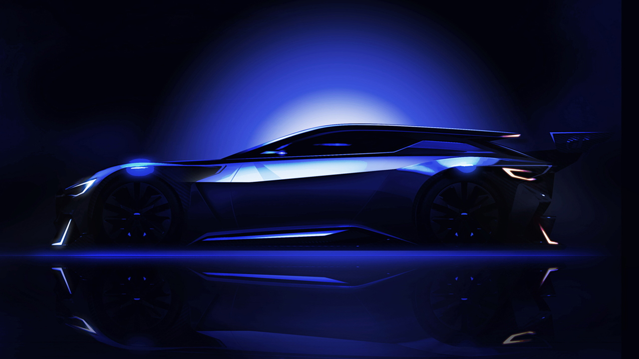 Vision Gran Turismo concepts in Gran Turismo 6