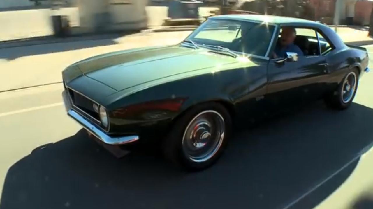 Tim Allen And His 1968 Camaro Visit Jay Leno's Garage: Video