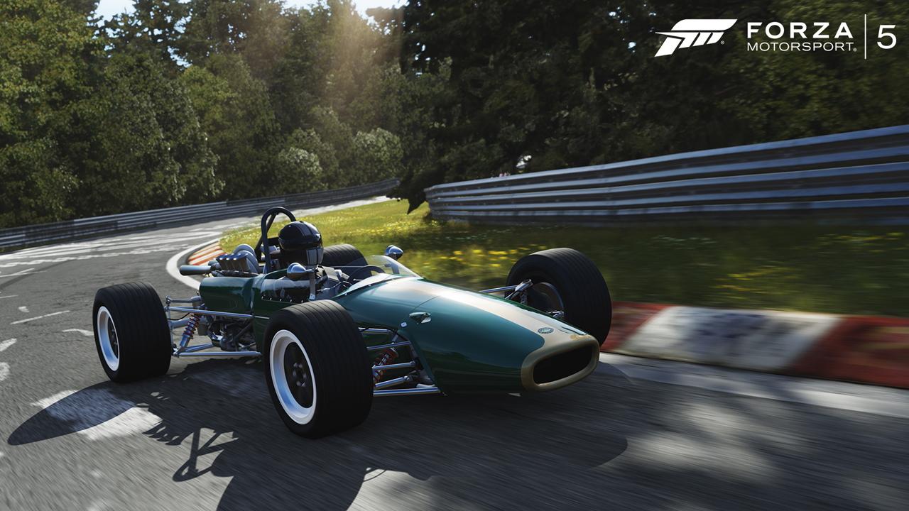 Forza Motorsport 5 Nürburgring booster pack