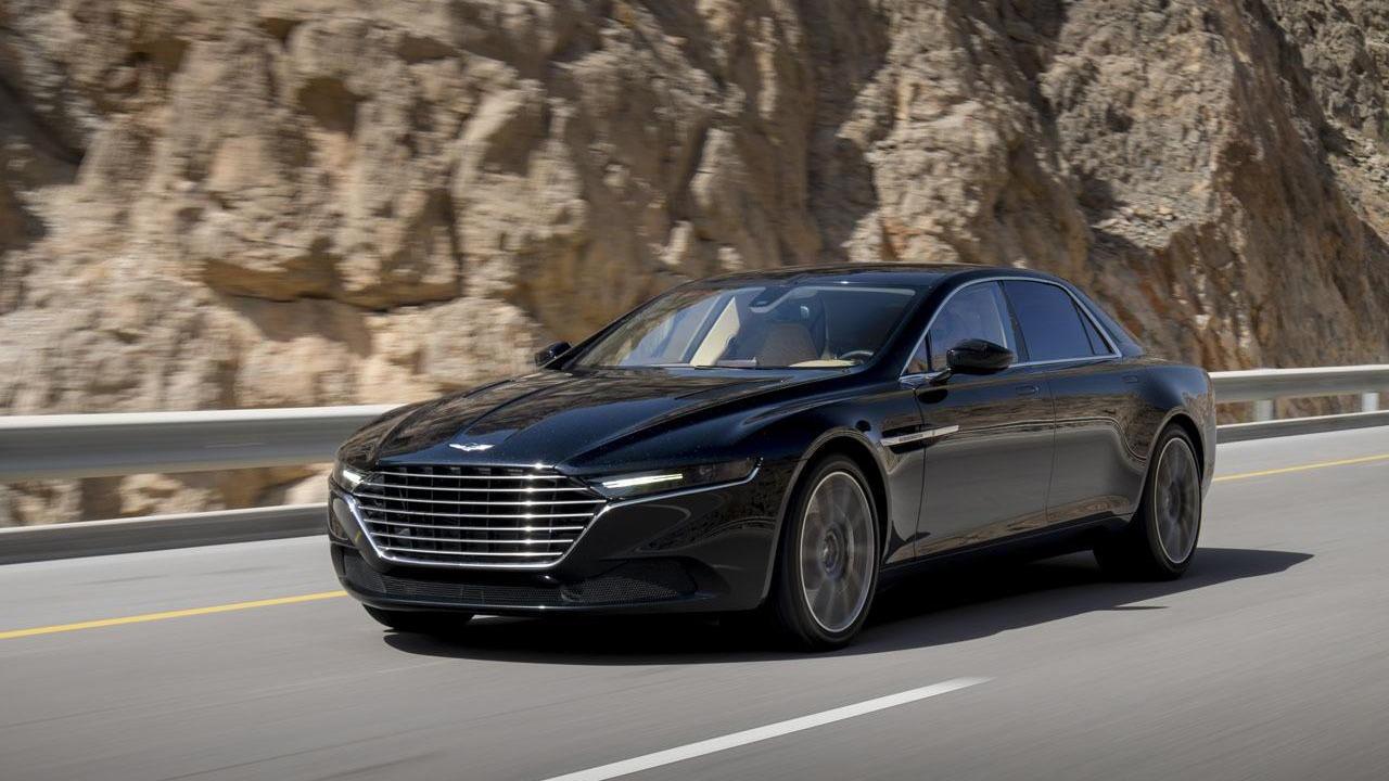 2015 Aston Martin Lagonda