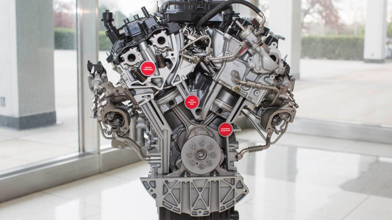 Ford Gen 2 Ecoboost 3.5-liter V-6