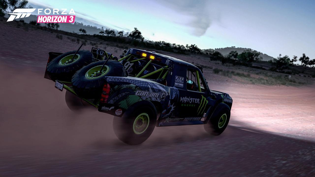 Forza Horizon 3 Trophy Truck