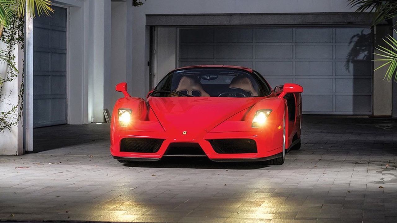 Ferrari Enzo owned by Tommy Hilfiger