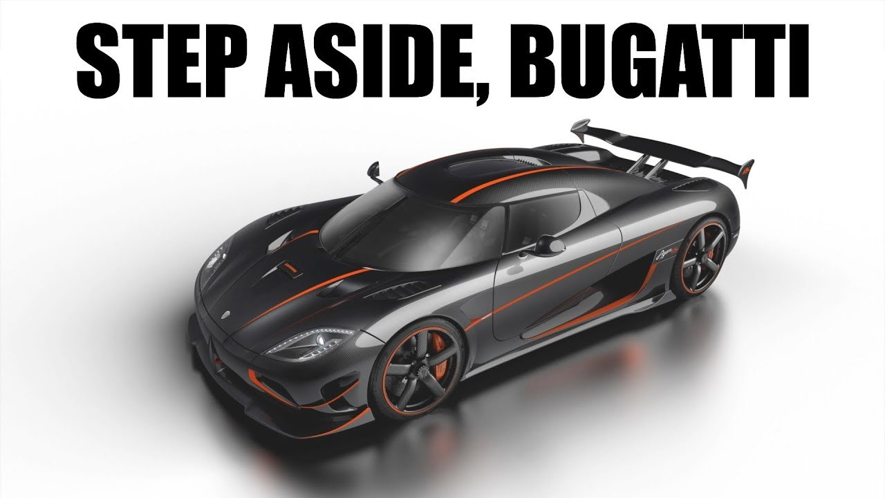 How Koenigsegg destroyed the Bugatti Chiron