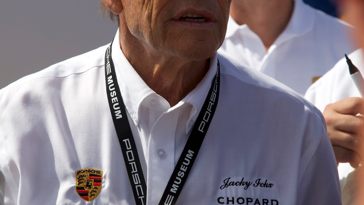 Jacky Ickx at Rennsport Reunion VI