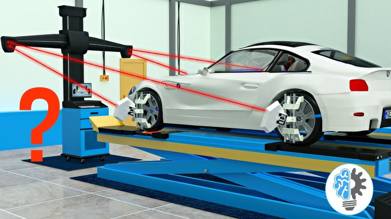Wheel alignment explanation