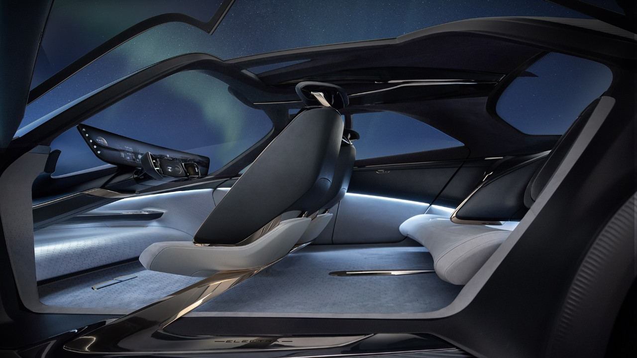 Buick Electra concept  -  September 2020