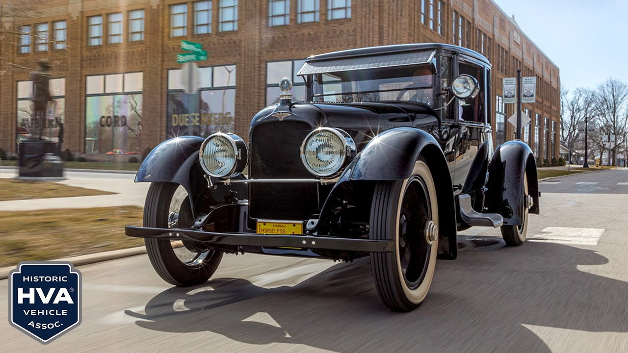 1921 Duesenberg Straight Eight