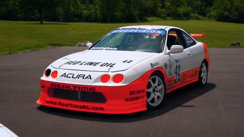 RealTime Racing #42 Acura Integra Type-R