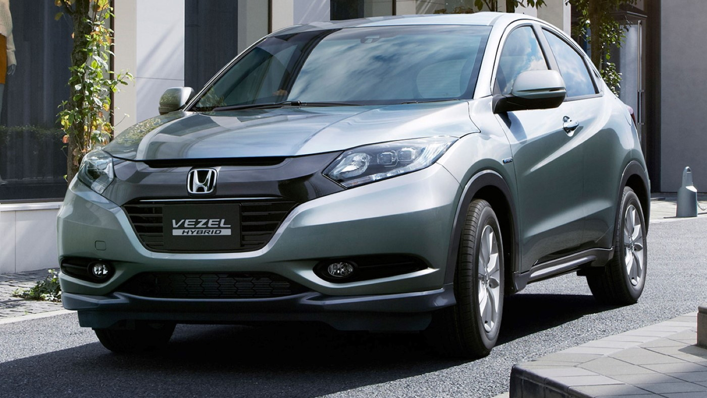 Honda Vezel (Japanese version)