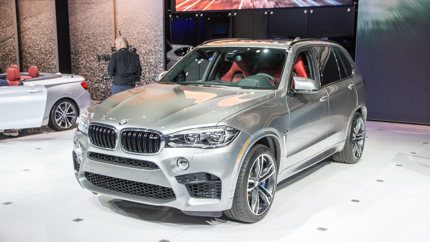2015 BMW X5 M, 2014 Los Angeles Auto Show
