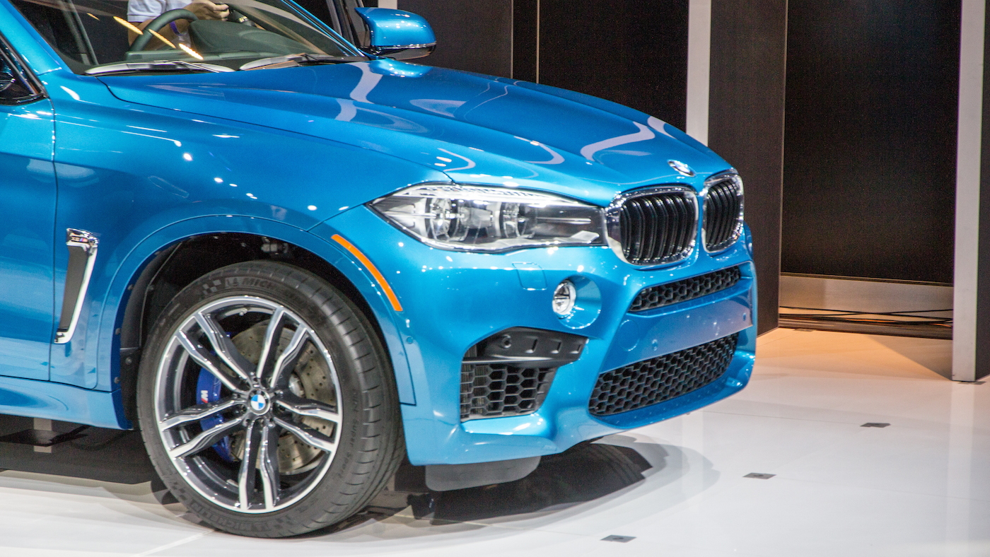 2015 BMW X6 M, 2014 Los Angeles Auto Show