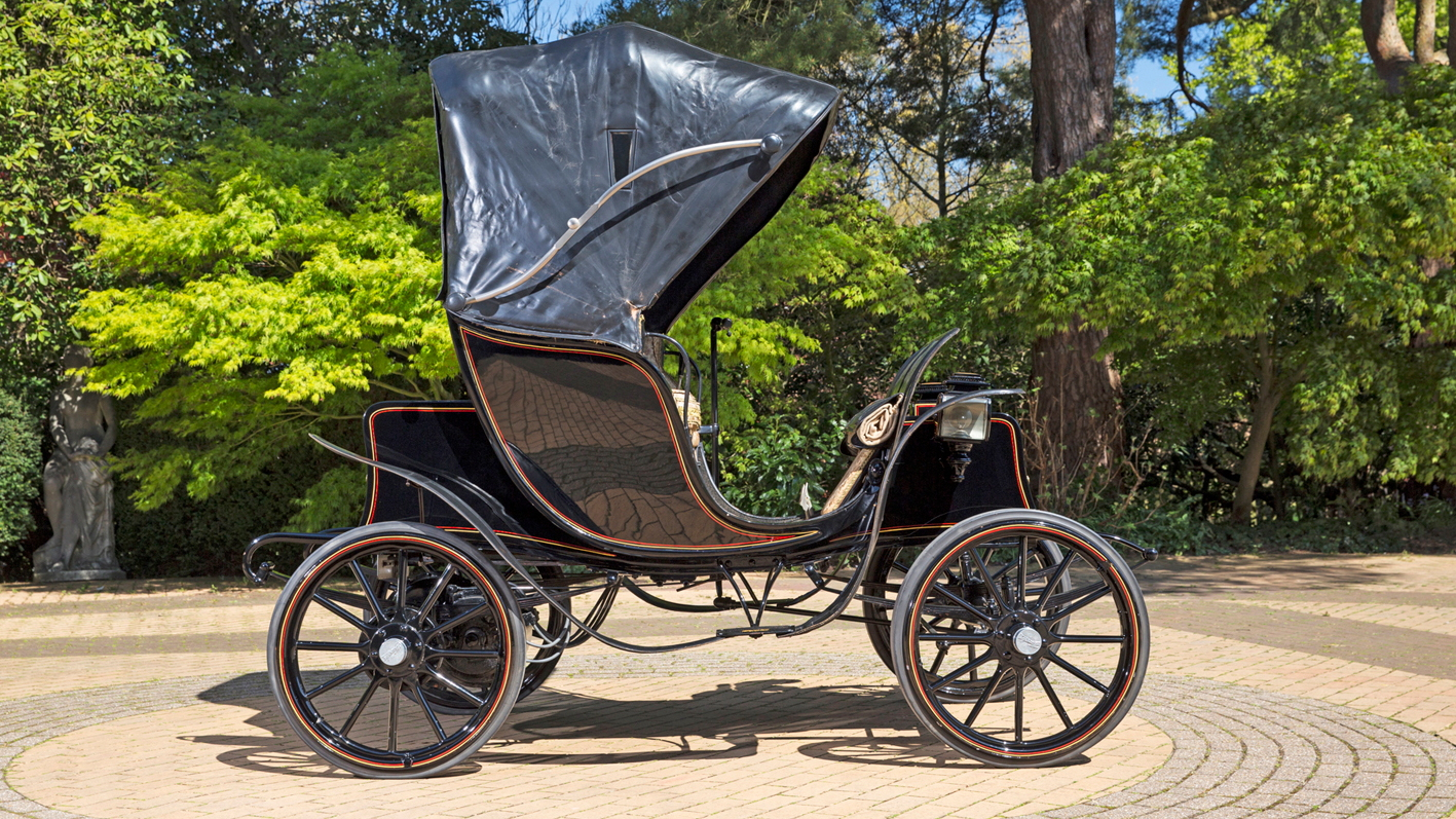 1906 Pope-Waverly Victoria Phaeton