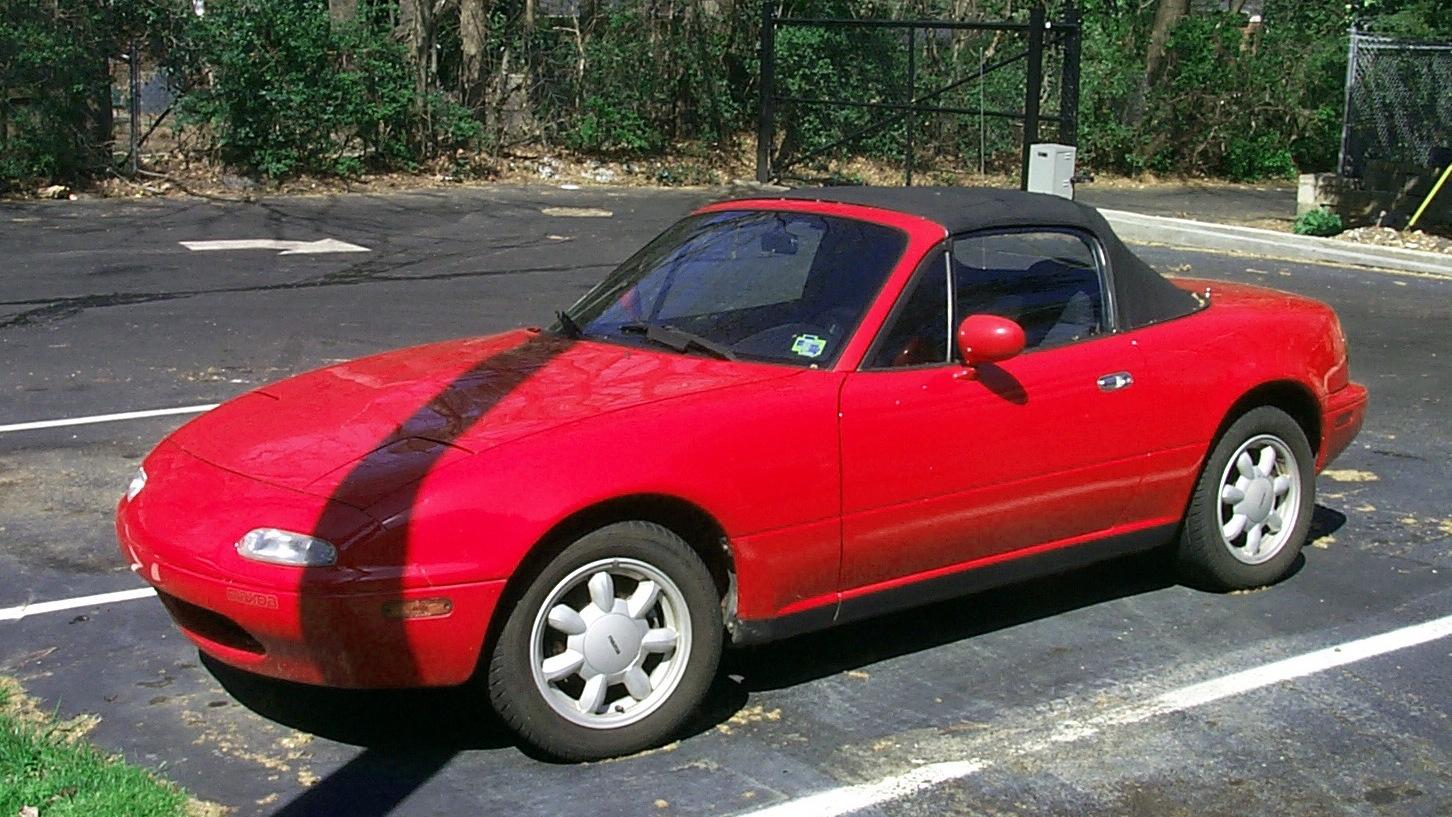 Marty's 1990 Mazda MX-5 Miata