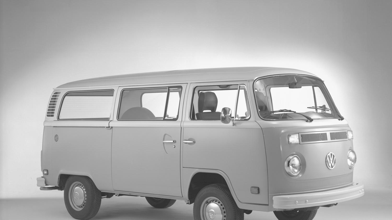 1977 Volkswagen Microbus