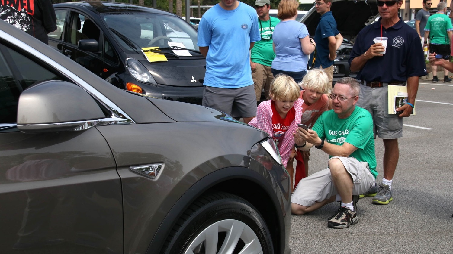 National Drive Electric Week 2016: Columbia, SC [photo: Michael Criss]