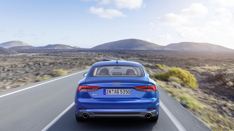 Audi A5 Sportback g-tron (European spec)