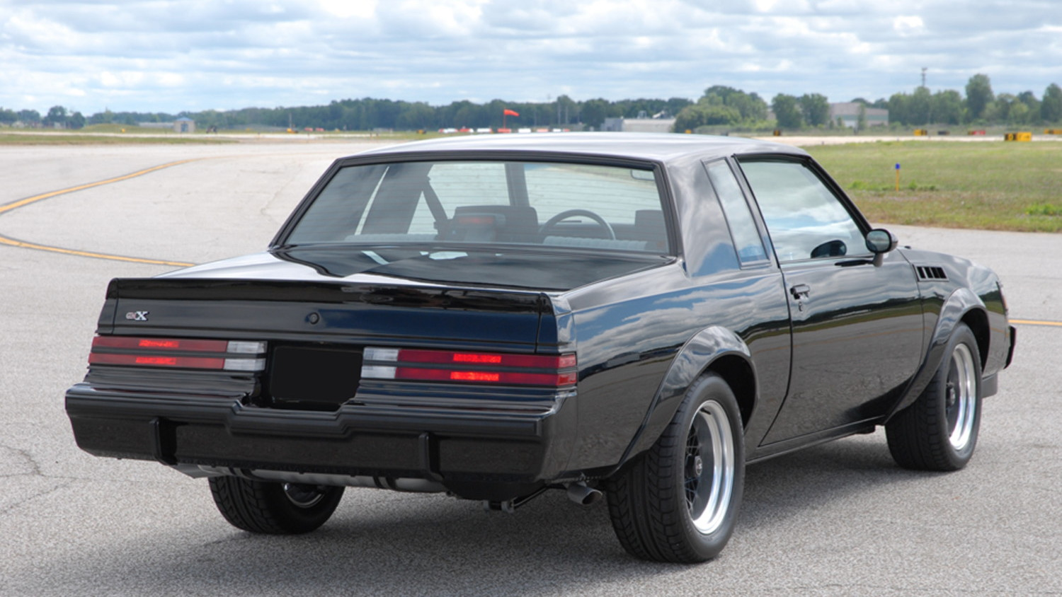 The first publicly available Buick GNX heads to auction