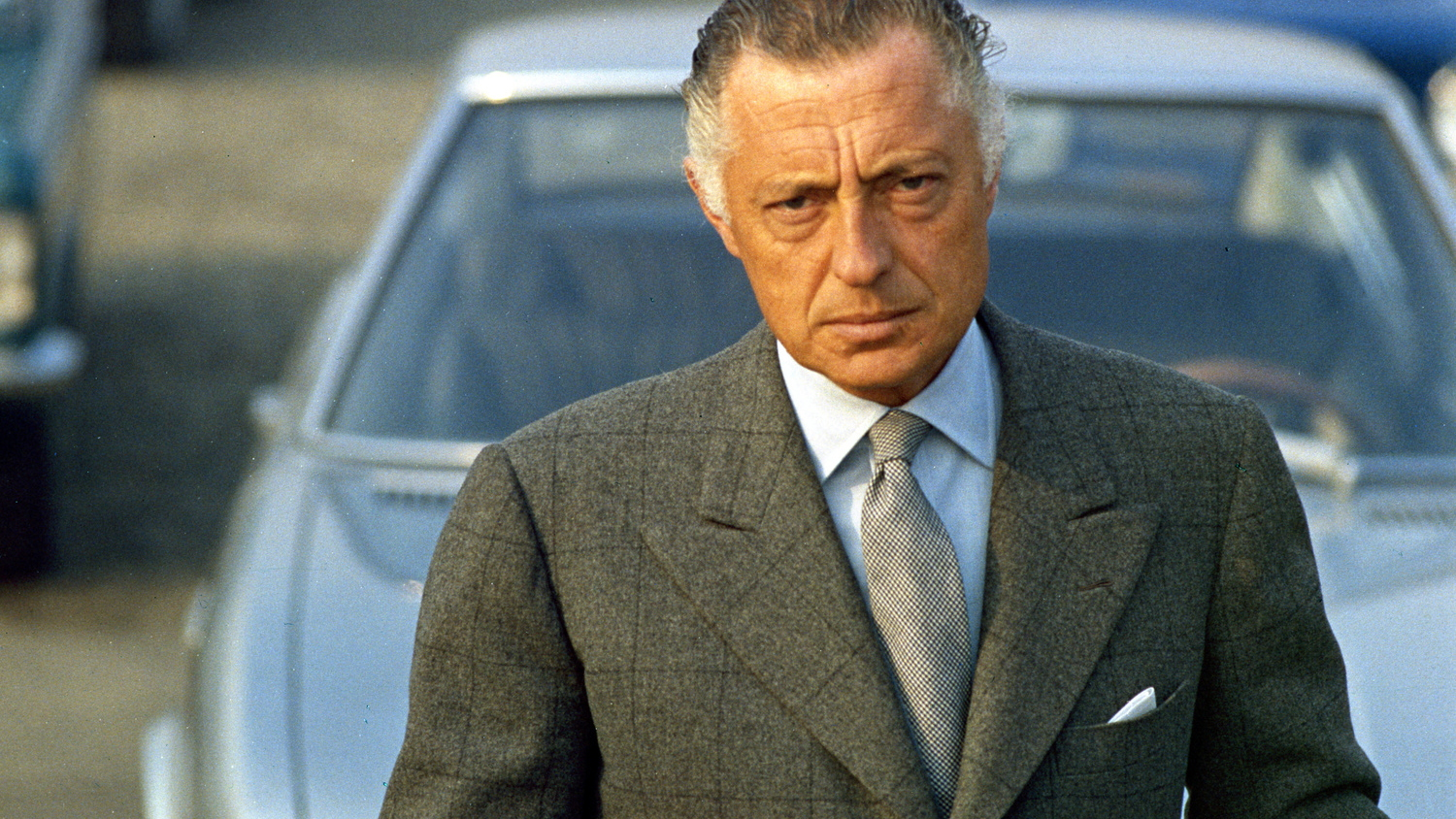 Gianni Agnelli (Photo courtesy HBO)