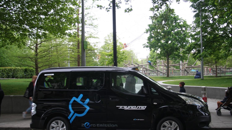 Dynamo Electric Taxi