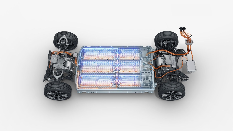 Xpeng 800-volt charging