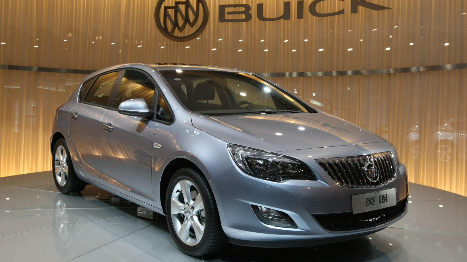 Chinese-market Buick Excelle XT