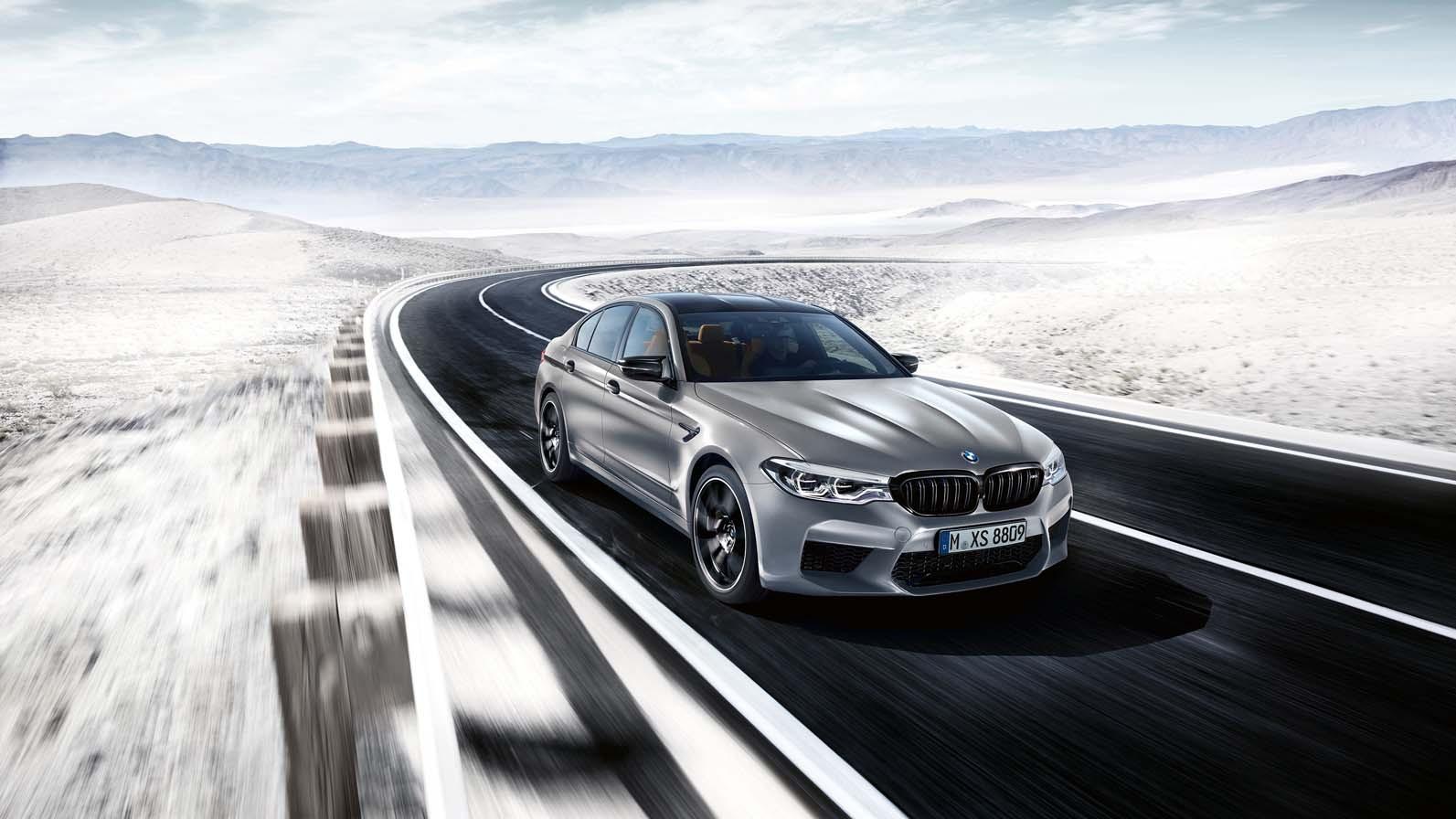 2019 BMW M5 Compettiion