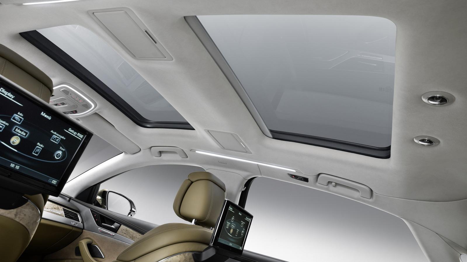 2011 Audi A8 L W-12 quattro