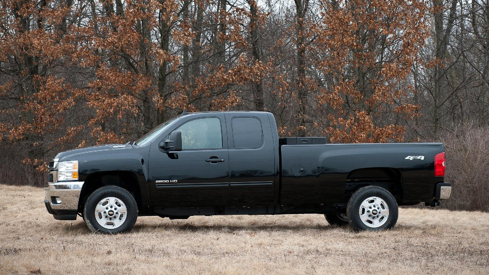 2013 Chevrolet Silverado 2500 HD bi-fuel (natural gas & gasoline) pickup truck
