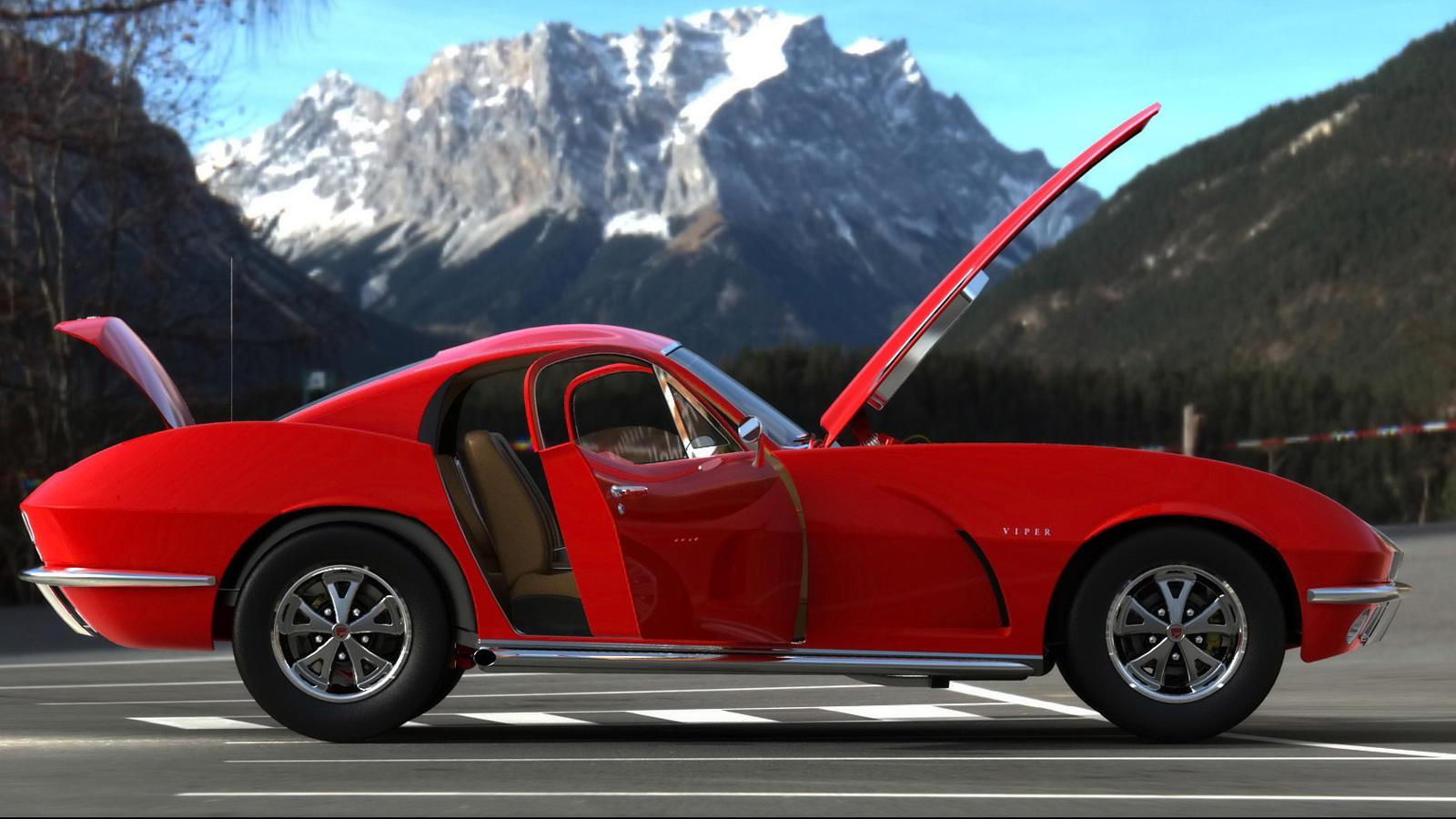 1967 dodge viper concept rafael reston 029