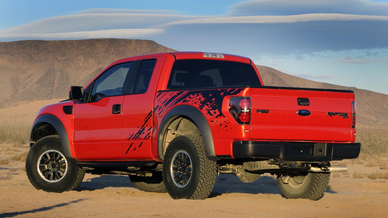 2010 Ford F-150 SVT Raptor