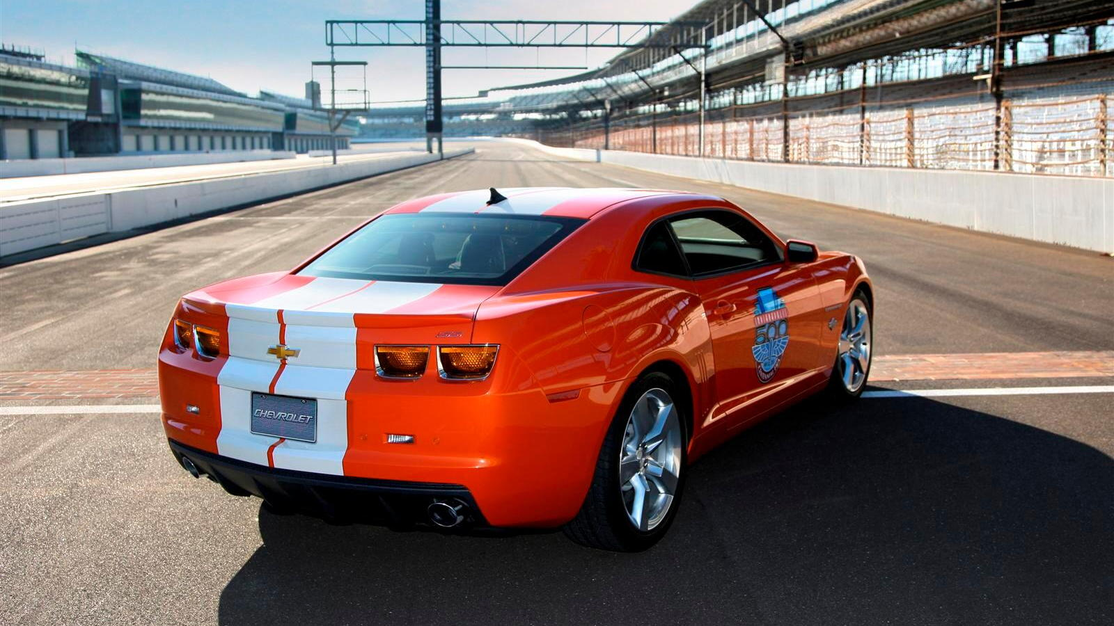 2010 Chevrolet Camaro SS Indianapolis 500 Pace Car