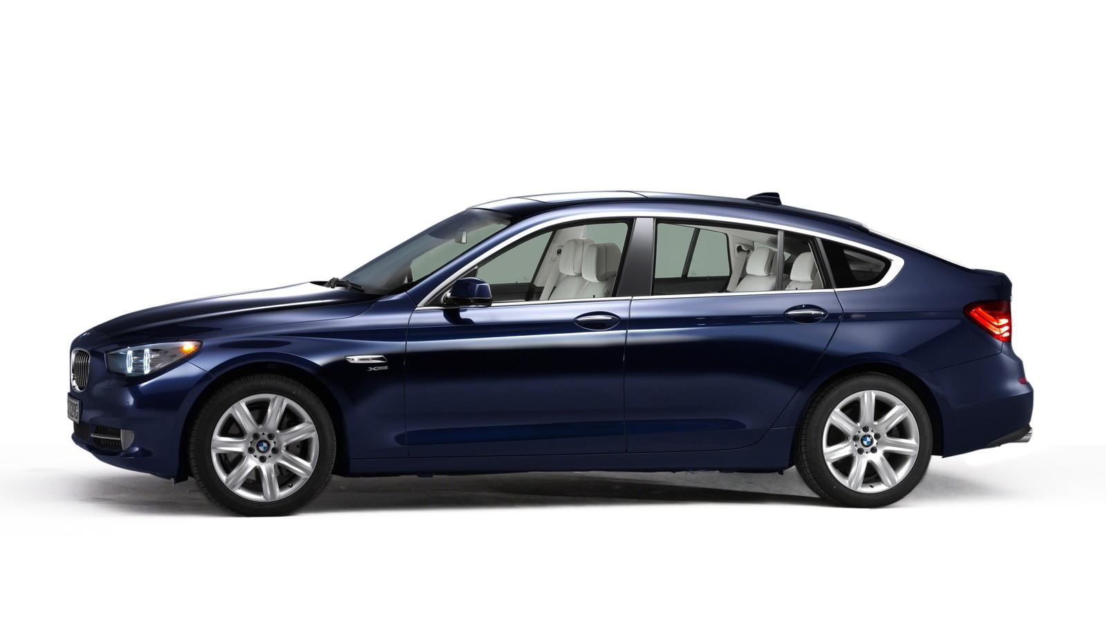 2011 BMW 5-Series Gran Turismo xDrive